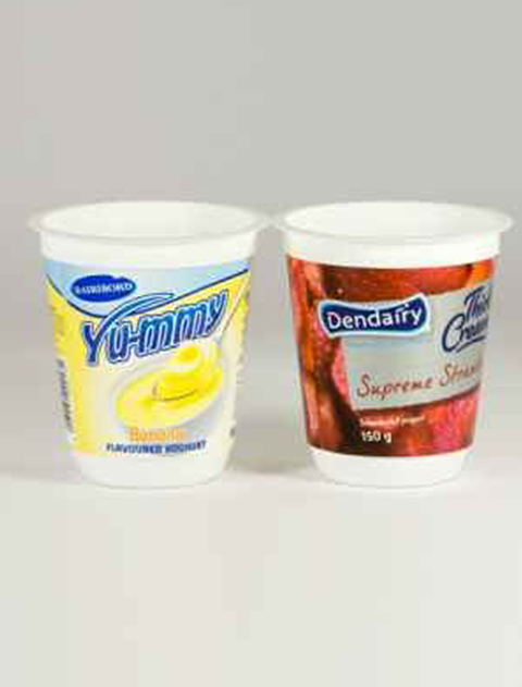 150 ml yoghurt cup [photo]