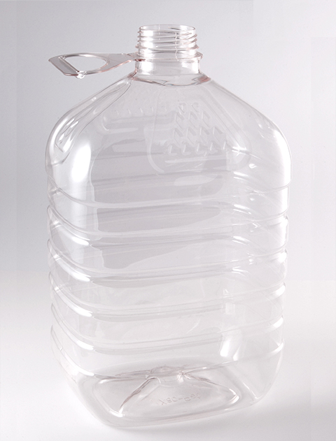 4 lt GTS bottle with handle [photo]