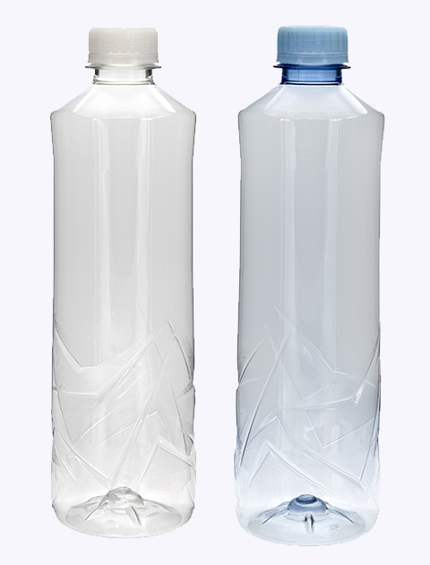 500ml Still water bottle / hand sanitizer bottle [photo]